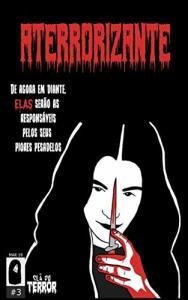 Revista Aterrorizante - Elas (Terceira edição) eBook Kindle (Free)
