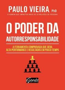 Livro - O Poder da Autorresponsabilidade - R$8