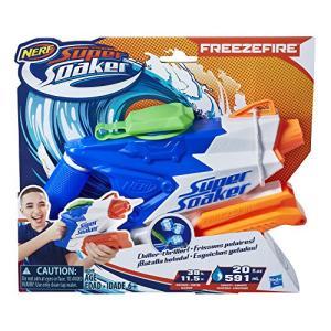 Lança Água Nerf Soa Freezefire Hasbro  | R$28