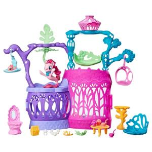 Playset My Little Pony Movie - Lagoa das Conchas - Pinkie Pie - Hasbro | R$175
