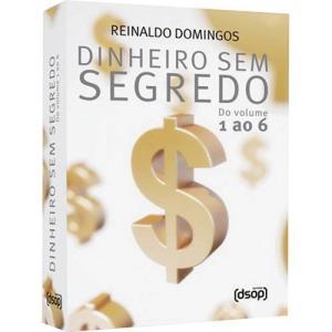 Coleção Dinheiro Sem Segredo - Vol. 1 à 6 | R$36