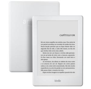 Kindle 8 ª Geração A568 Wi-fi Branco  - R$ 237