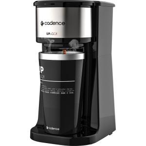 Cafeteira Elétrica Cadence To Go com Copo Térmico - R$91