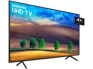"Smart TV LED 40"" Samsung Ultra HD 4K 40NU7100 3 HDMI 2 USB HDR - R$ 1620"