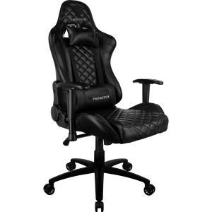 Cadeira Gamer Profissional TGC12 Preta THUNDERX3 | R$715