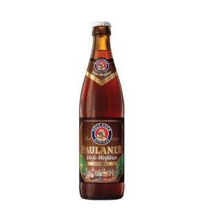 Cerveja Paulaner Hefe Weibbier Dunkel 500ml - R$10 (ou 12% de Ame)