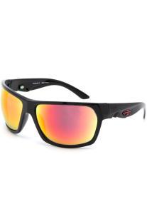 Óculos de Sol Mormaii Amazônia II Preto/Vermelho - R$69