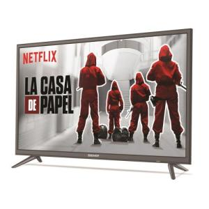 Smart TV LED 43 Polegadas Semp Toshiba 43S3900 Full HD Conversor Digital 2 HDMI 1 USB Wi-Fi 60Hz | R$1.282