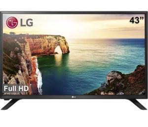 """TV SMART 43"""" LG FULL HD [CARTÃO SUBMARINO EM 1X no APP]"""