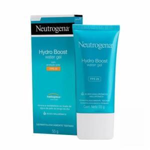 Hidratante Diurno Neutrogena Hydro Boost Water Gel Fps 25 55g