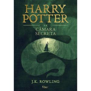 [Cartão Submarino] Livro - Harry Potter e a Câmara Secreta (capa dura) - R$ 11