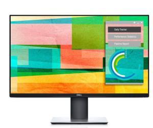 "Monitor Dell Professional Led Full HD Ips 27"" P2719h Preto | R$1.200"