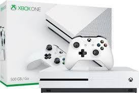 Console Microsoft Xbox One S 1TB 234-00352 Branco | R$1.049