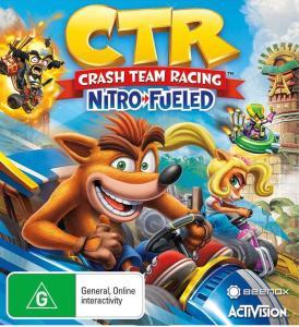 (PRÉ-VENDA) Crash Team Racing Nitro Fueled Ps4