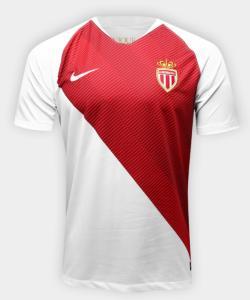Camisa Oficial Mônaco S/N 2018