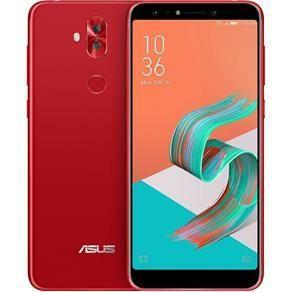 "SMARTPHONE ASUS ZENFONE 5 SELFIE ZC600KL 4RAM 64GB TELA 6.0"" LTE DUAL VERMELHO"
