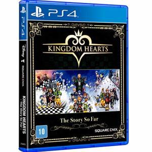 Kingdom Hearts: The Story So Far - PlayStation 4 Pré-Venda