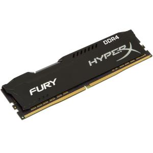 Memória RAM Kingston HyperX Fury 8GB DDR4 2400MHz Preto - R$ 262