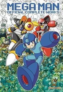 Livro | Mega Man: Official Complete Works (Inglês) Capa dura - R$92