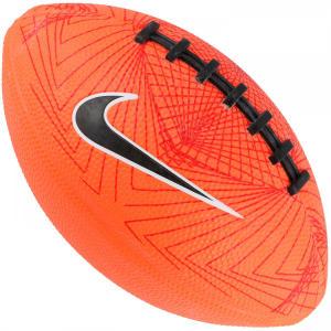 Minibola de Futebol Americano Nike 500 4.0 FB 5 Swoosh | R$70