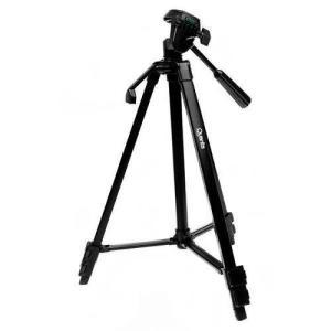 [R$ 49,86 com AME] Tripé Quanta QTTRP6000 50 a 135 cm/3 Eixos para Câmeras Fotográficas e Filmadoras