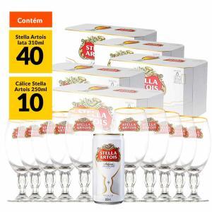 Kit Stella Artois Aniversário   R$257