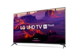 "Smart TV LED 55"" Ultra HD 4K LG 55UK6360 IPS ThinQ - R$ 2754"