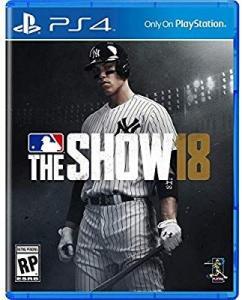MLB 18 - PlayStation 4 R$10