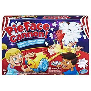 Jogo Pie Face Cannon Hasbro  | R$72