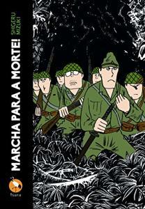 Mangá | Marcha Para Morte - Exclusivo Amazon - R$40