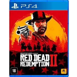 Jogo Red Dead Redemption 2 - PS4 - FRETE GRÁTIS