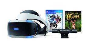 Playstation VR Kit Astro Bot + Moss - Playstation 4 | R$ 70 de Cashback com visa e 10% de Cashback na méliuz