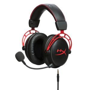 Headset Gamer HyperX Cloud Alpha - HX-HSCA-RD - 410R$