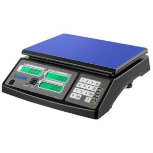 [R$ 254,00 Com AME] Balança Computadora Elgin 15kg c/ Bateria Bivolt