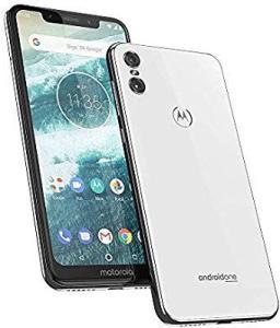 "Smartphone, Motorola, Motorola One, XT1941-3, 64 GB, 5.9"", Branco - R$ 1188"