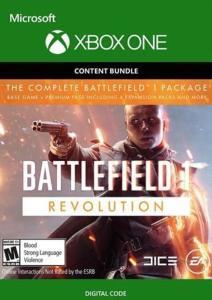 Battlefield 1: Revolution Edition + Battlefield 1943 XBOX ONE - R$ 7
