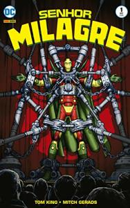 HQ | Senhor Milagre - Volume 01 - R$17