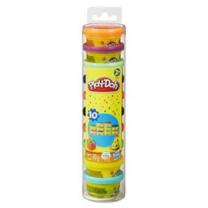 Massinha Play-Doh 10 Mini Potes Hasbro | R$14
