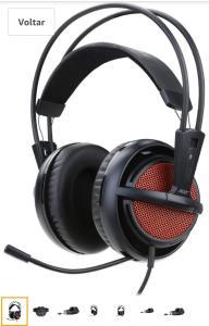 [AMAZON] Oferta Headset Acer Predator (parcelado e para alguns lugares frete grátis) Preço original R$499