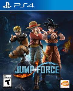 Jump Force - PlayStation 4 | R$140