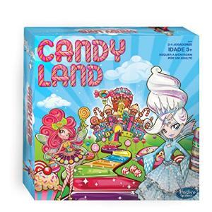 Jogo Gaming Candy Land Hasbro | R$30