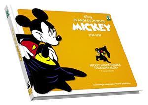 HQ | Os Anos de Ouro de Mickey. Mickey Mouse Contra o Mancha Negra - R$12