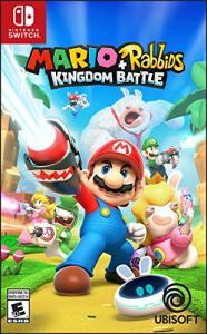 Mario + Rabbids Kingdom Battle - Nintendo Switch R$ 99,70