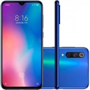 Smartphone Xiaomi Mi 9 SE 64GB 6GB RAM Versão Global Desbloqueado Azul - R$ 1900