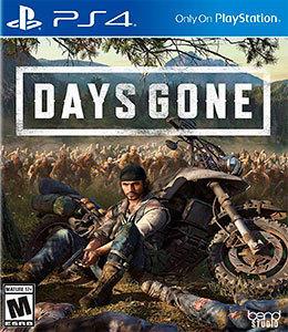 Days Gone pre venda - PS4 l R$138 ou R$133 pelo cartão submarino