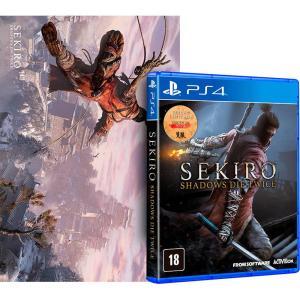 [Cartão Submarino] Sekiro: Shadows Die Twice - PS4 R$176