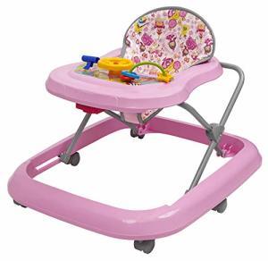 Andador Toy Tutti Baby Rosa | R$82