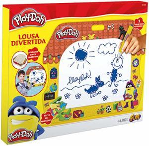 Lousa Divertida Play Doh | R$30