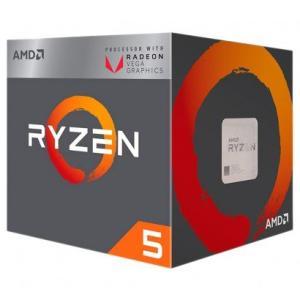 [Primeira compra] Processador AMD Ryzen 5 2400G Cache 6MB 3.6GHZ AM4, YD2400C5FBBOX - R$ 675