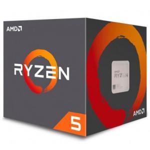 [Primeira compra] Processador AM4 AMD Ryzen 5 2600X Hexa-core 3.6GHZ (4.2GHZ Turbo) - R$ 989